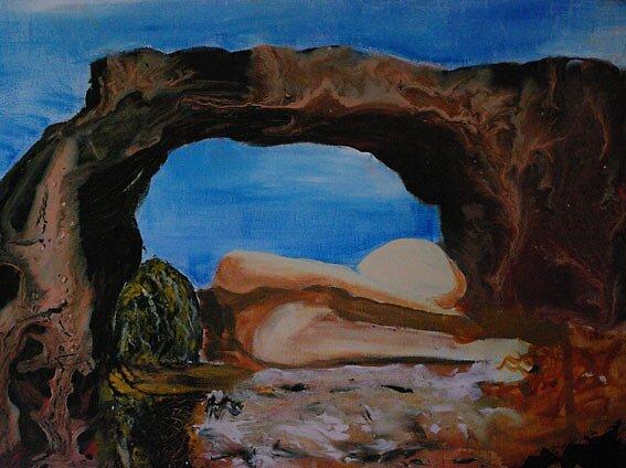 Body as Landscape by Rikkiw