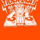 Tiger Beat - A DJ Tiger by popephoenix