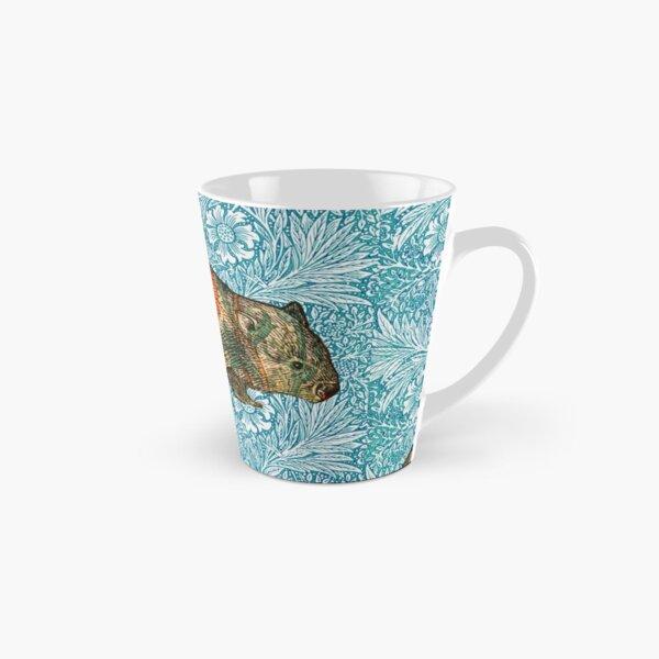Rossetti's Wombat in Blue Marigold Tall Mug