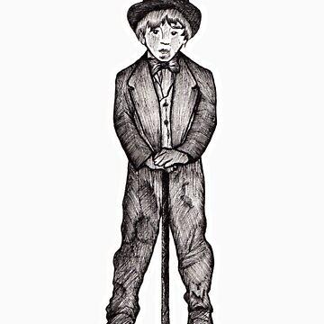 Sr. Boy by MonikaMony