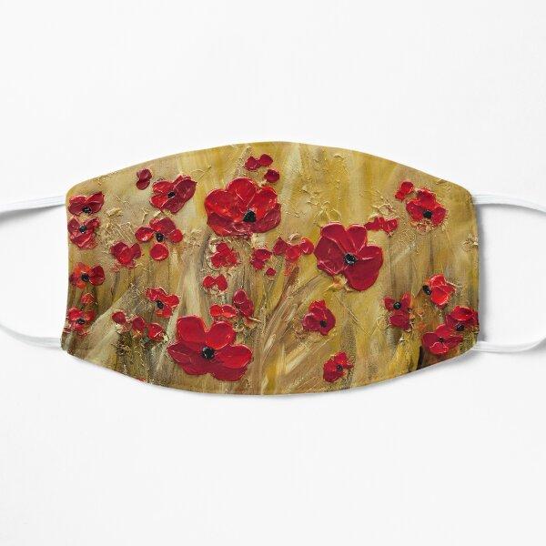 Poppies Field Mask