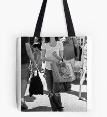 Summer Glau - Bohemian Frida Fan Tote Bag