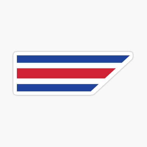 New York Rangers Stripe  Sticker