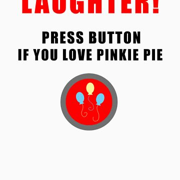 Pinkie Pie Button by Lunilight