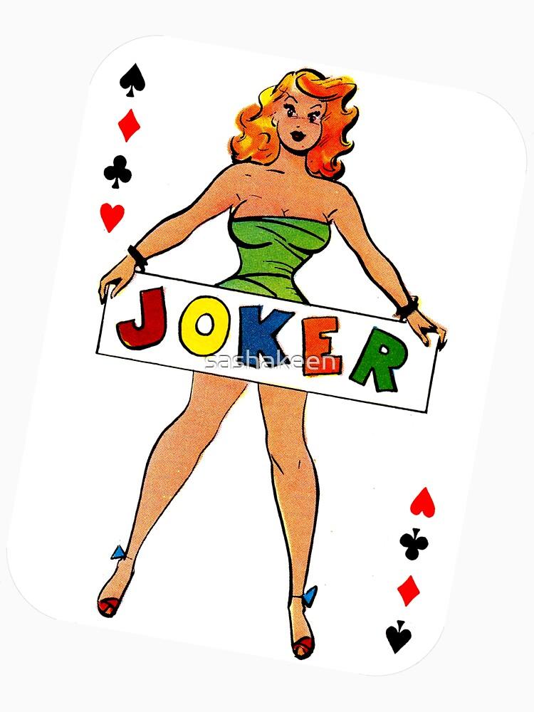 Joker es salvaje II de sashakeen