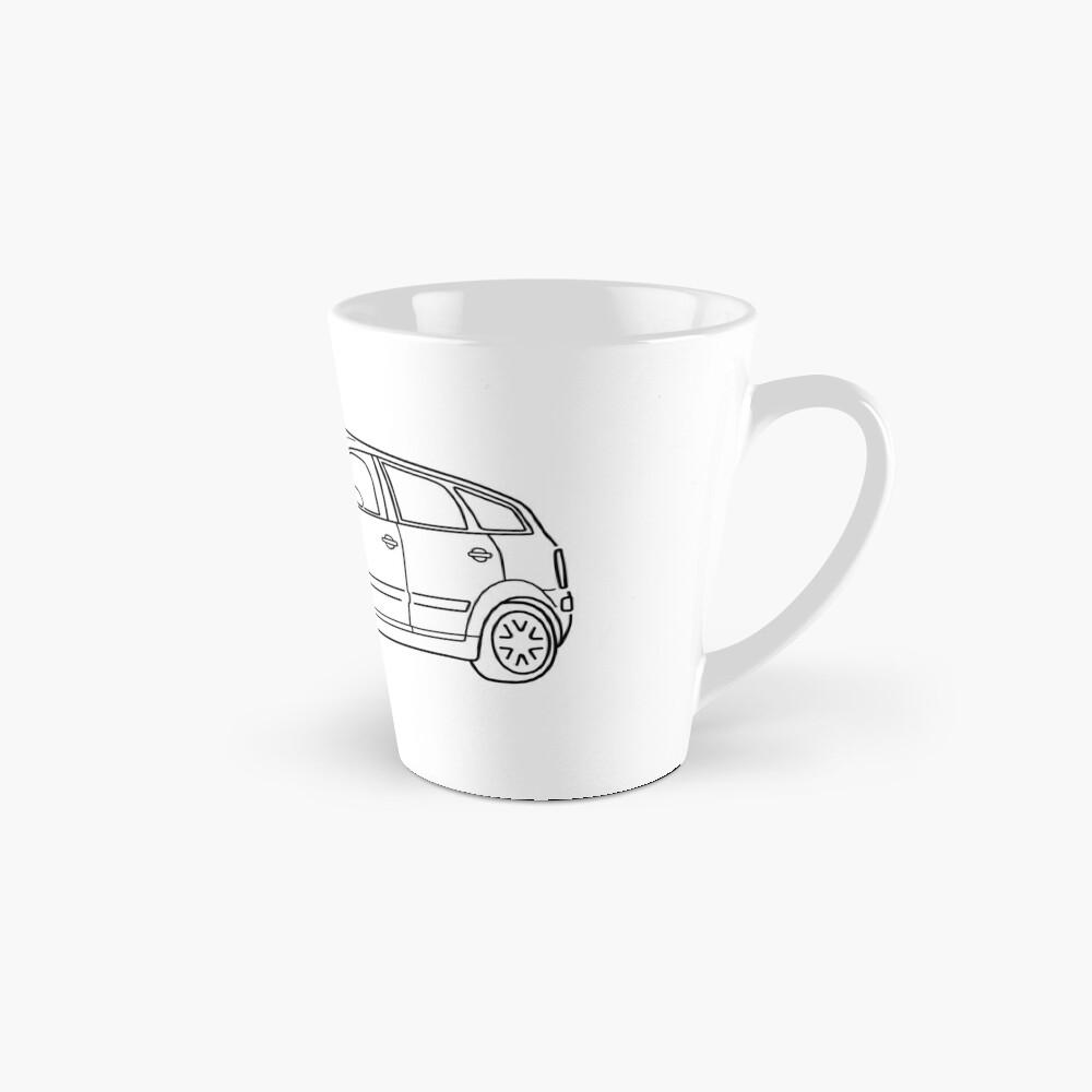 A2 8Z Mug