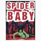 Spider Baby by sashakeen