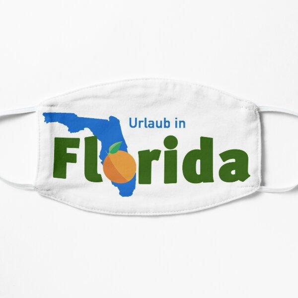 Urlaub in Florida Logo Flat Mask