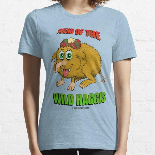Friend of The Wild Haggis Essential T-Shirt