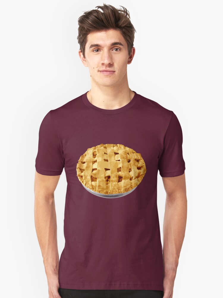 Good Old Apple Pie Unisex T-Shirt Front