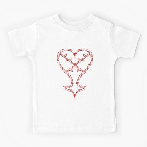 I Love Heart Beijing Pink Kids T-Shirt