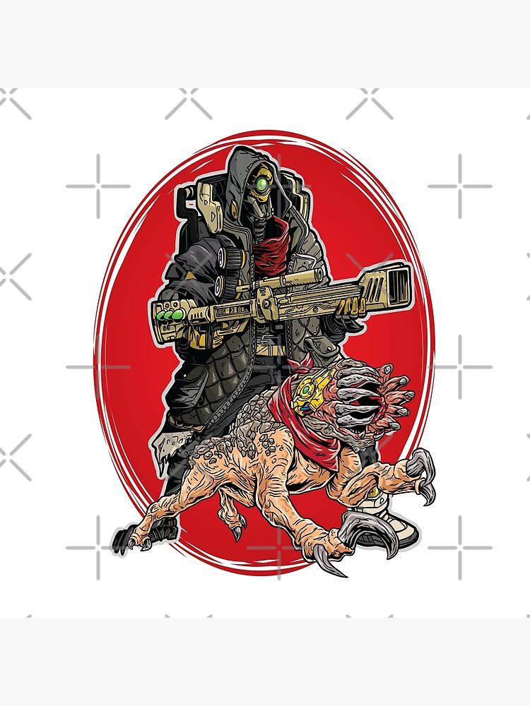 FL4K The Beastmaster With Guard Skag Borderlands 3 Rakk Attack! by WordsGamersUse