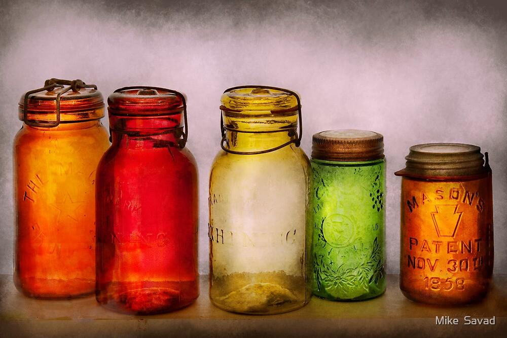 Hobby - Jars - I'm a Jar-aholic  by Michael Savad