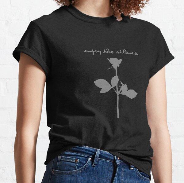 Disfruta el silencio 2 Camiseta clásica