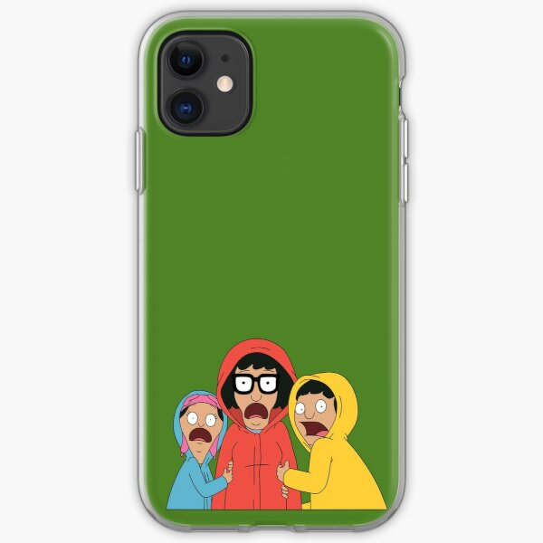 Burger Show  iPhone Soft Case