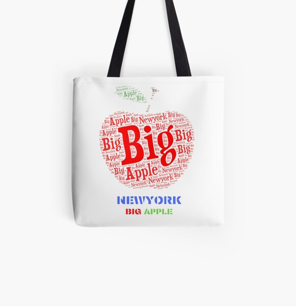 NEWYORK All Over Print Tote Bag
