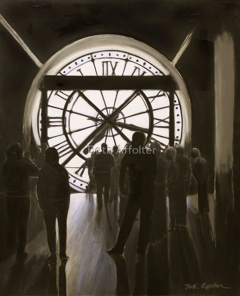 Musée d'Orsay by Beth Affolter