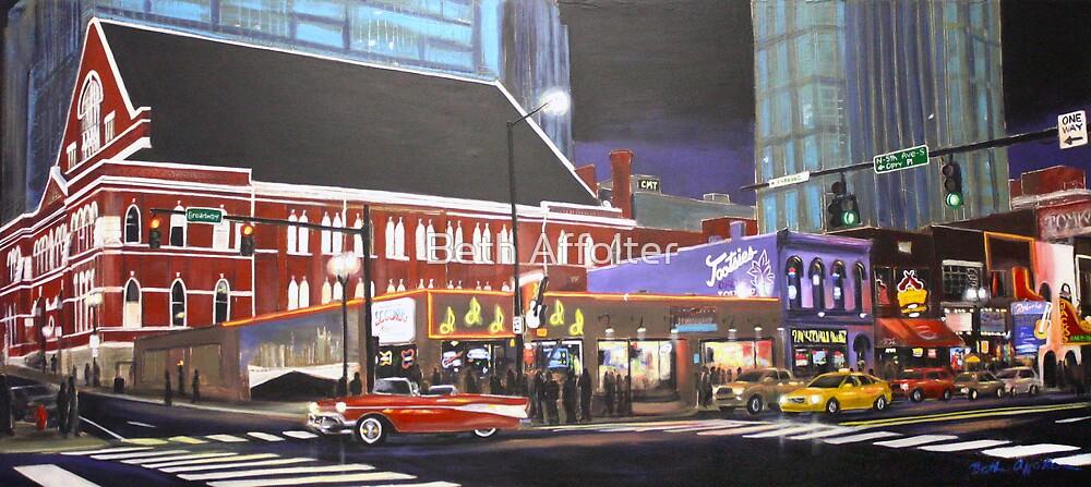 Cruising Nashville by Beth Affolter