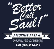 Better Call Saul - Breaking Bad | Unisex T-Shirt