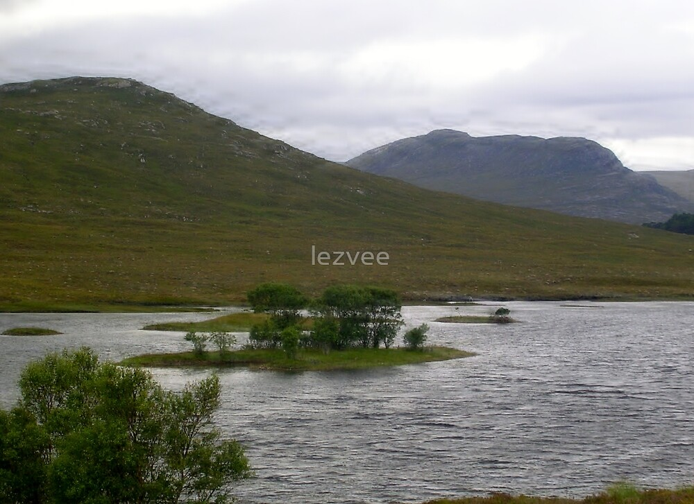 on the way to Ullapool by lezvee