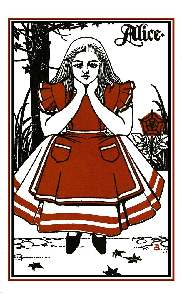 Alice In Wonderland; A Play. by LireBooks