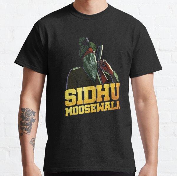 sidhu moose wala Classic T-Shirt