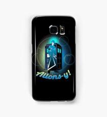 ALLONS-Y!!! Samsung Galaxy Case/Skin