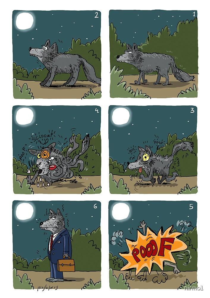 wolfman by nirmo1