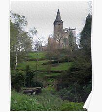 Dunfermline Abbey, Fife Poster