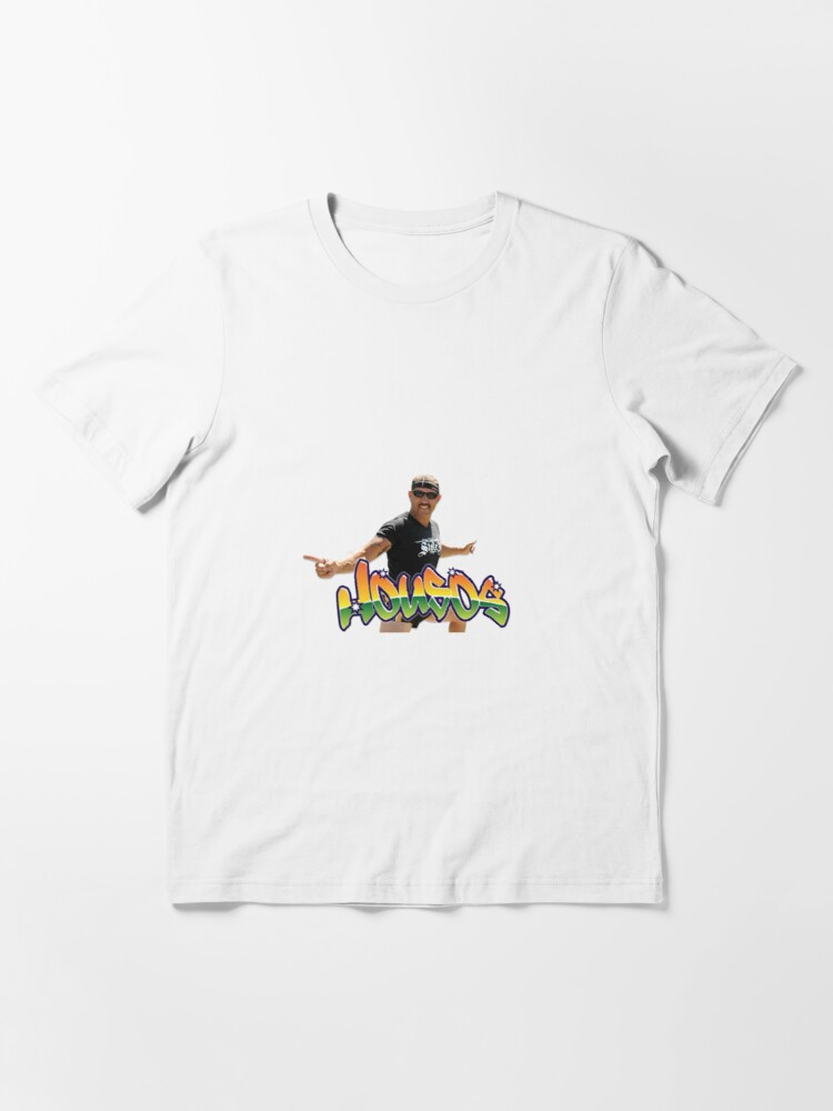 Alternate view of Housos Paul French Logo Clothing & Stickers Essential T-Shirt