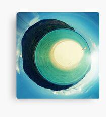 Want your own Beach? Canvas Print