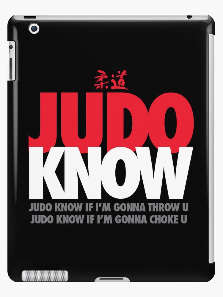 Judo Know by popnerd