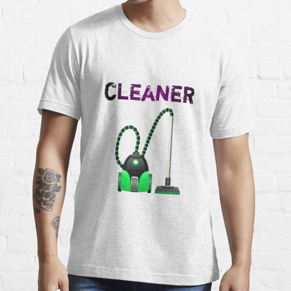 Vacuum cleaner - Gift For Cleaner  Essential T-Shirt