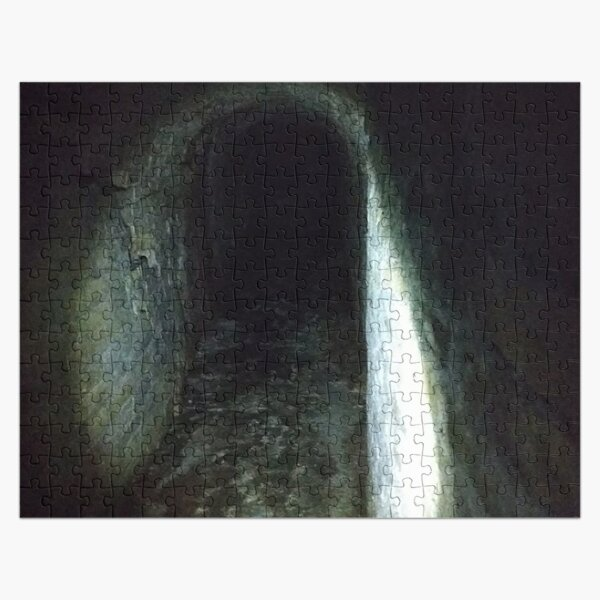 Tunnel, Darkness Jigsaw Puzzle
