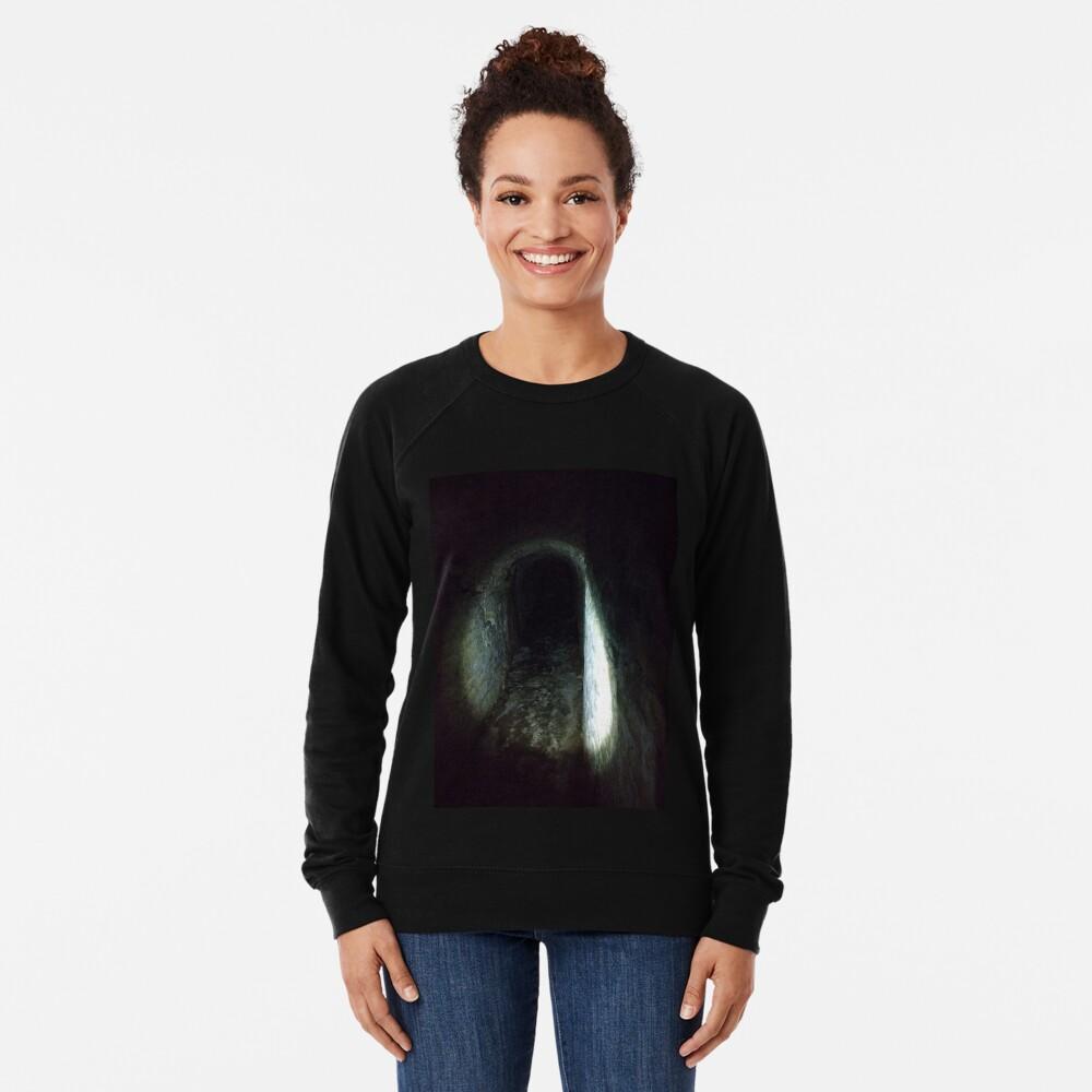 Tunnel, Darkness Lightweight Sweatshirt