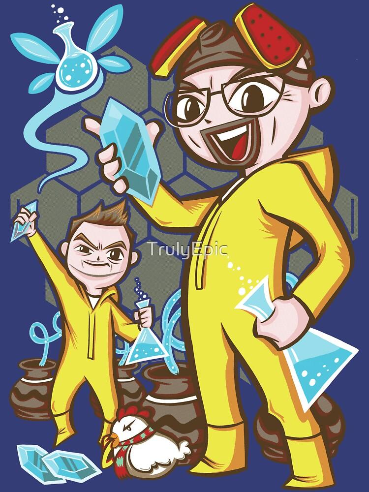 The Legend of Heisenberg | Unisex T-Shirt