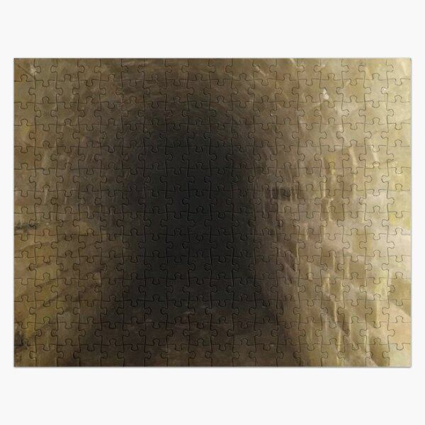 Canal tunnel, Darkness Jigsaw Puzzle