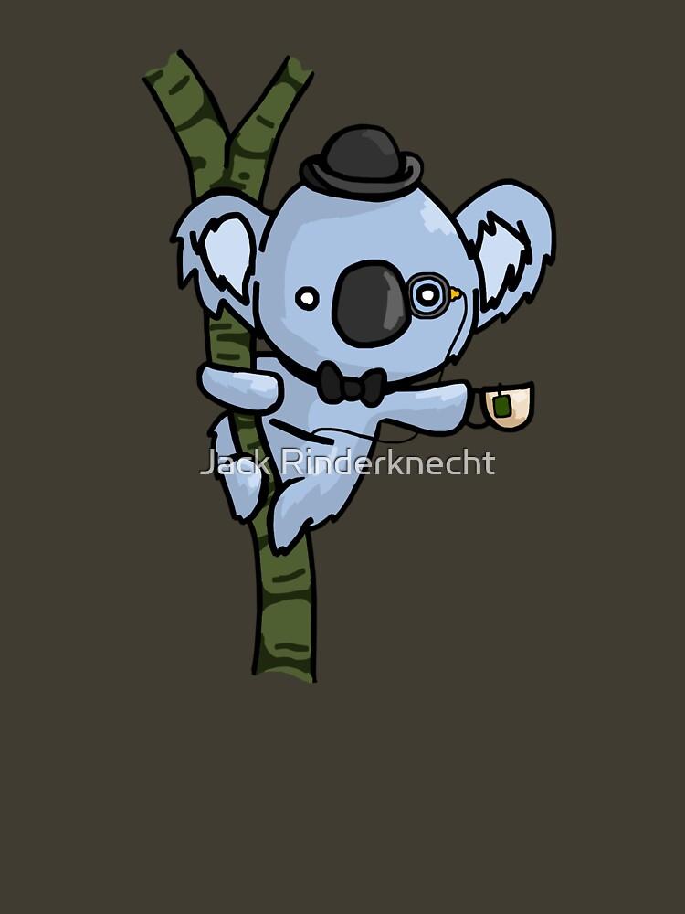 Koala con clase de DarkFireNacho