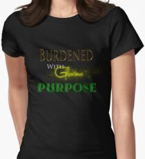 Burdened With Glorious Purpose - Green T-Shirt