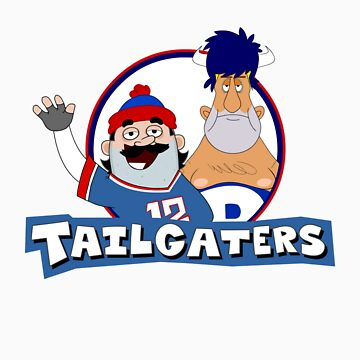 Tailgaters TShirt by rymaloney