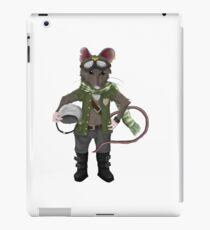 The Mouse Pilot iPad Case/Skin