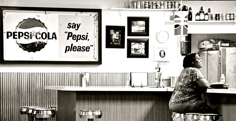 Persistent Pepsi... by Ainsley Kellar Creations