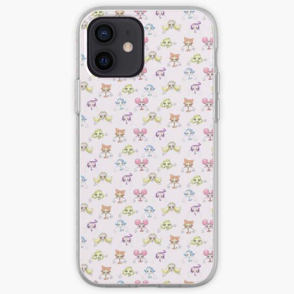 Ojamajo Doremi Fairies Funda blanda para iPhone