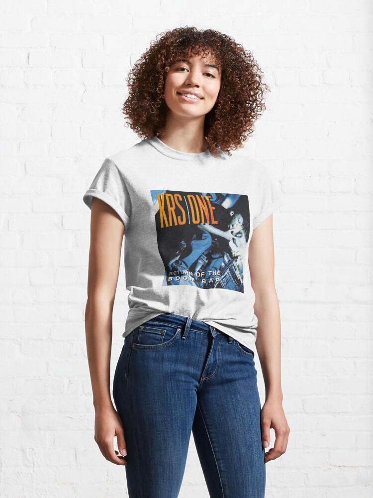Alternate view of KRS1-ROTBB Classic T-Shirt