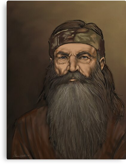 Phil Robertson by Shawn Swain