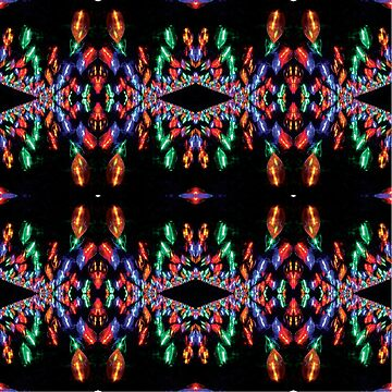 Kaleidoscope Lights by kittiemeow