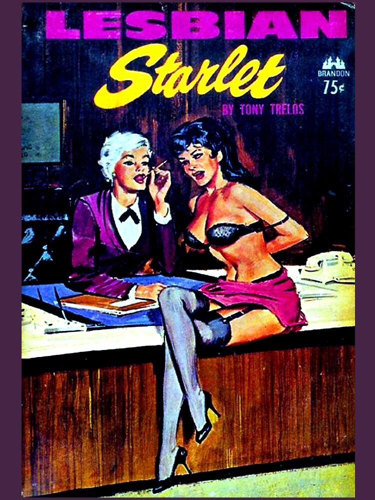 """Lesbian Starlet"" by michellelee"