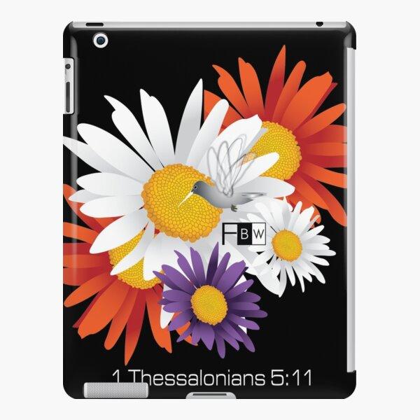 Encourage Floral iPad Snap Case