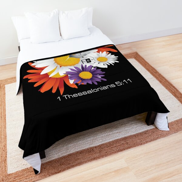 Encourage Floral Comforter