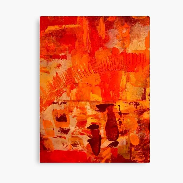 Oranges to Oranges Canvas Print